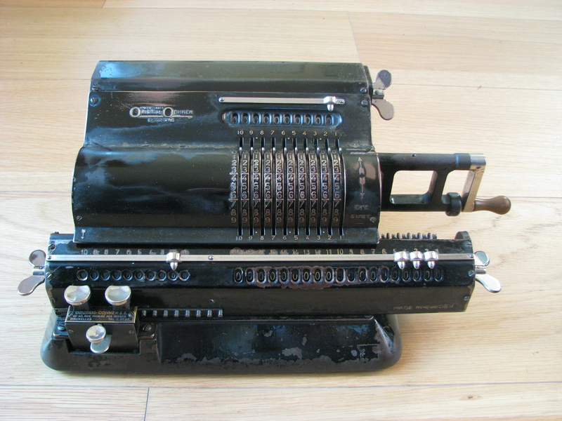 Original Odhner 18 picture 1