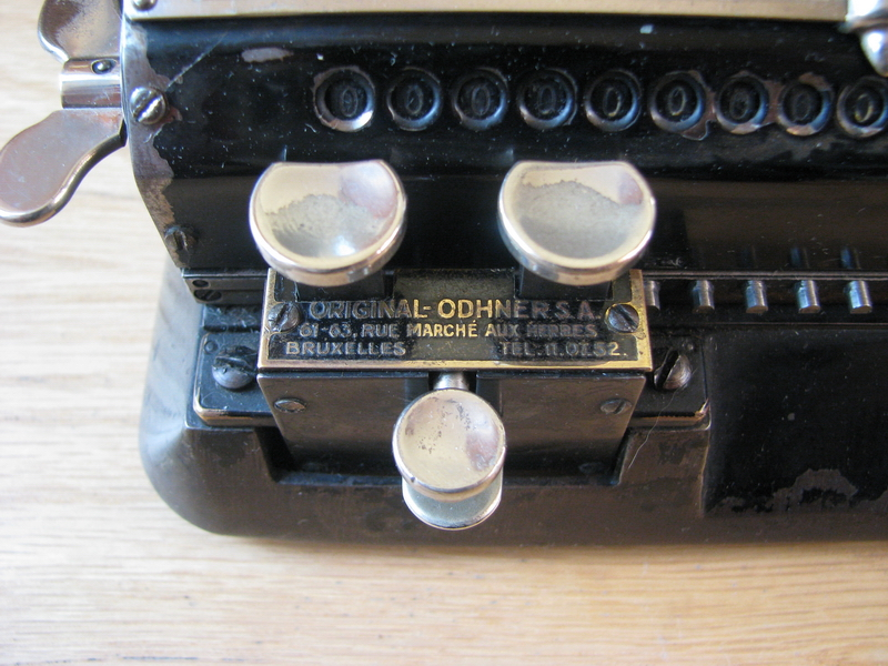 Original Odhner 18 picture 5