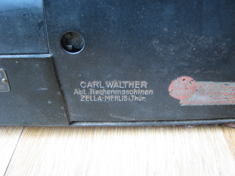 Walther EMKD picture 1