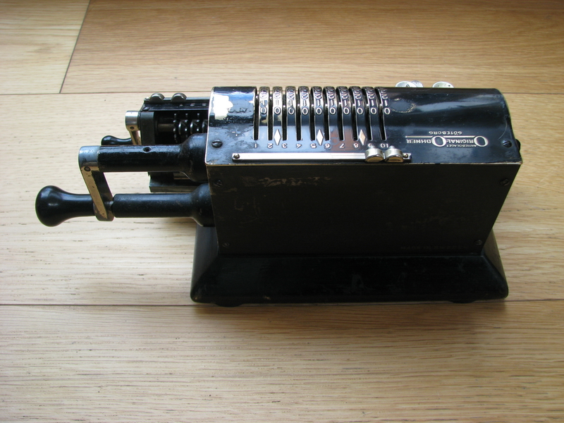 Original Odhner 7  picture 3