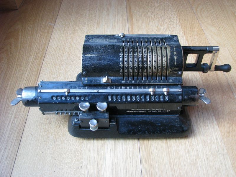 Original Odhner type 6 picture 1