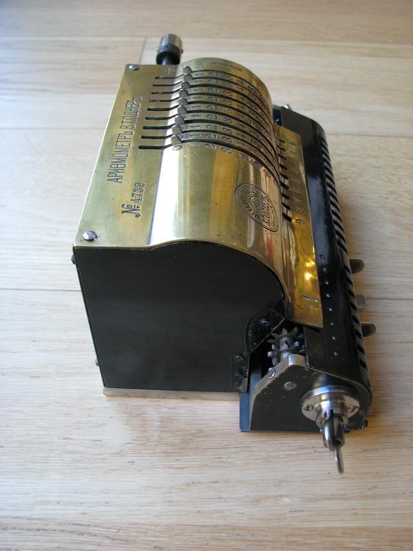 Odhner's Arithmometer  picture 4