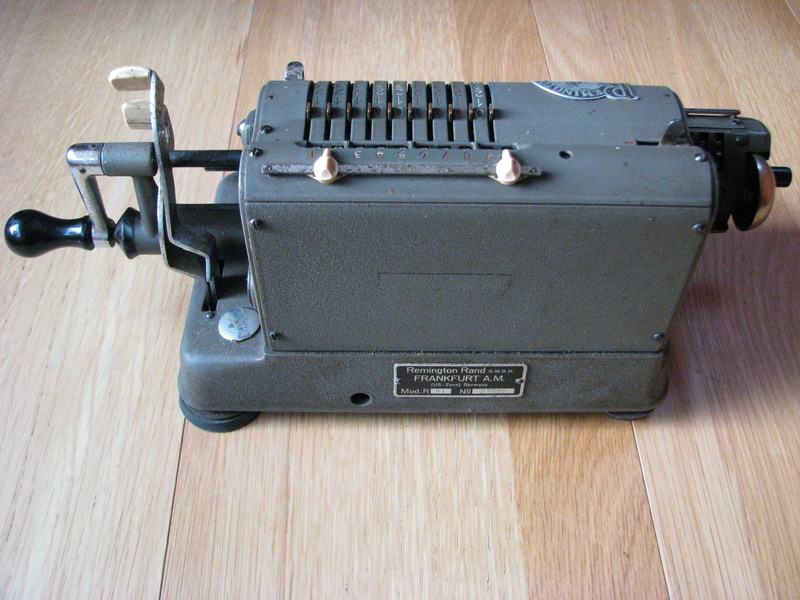 Remington Rand R51 picture 3