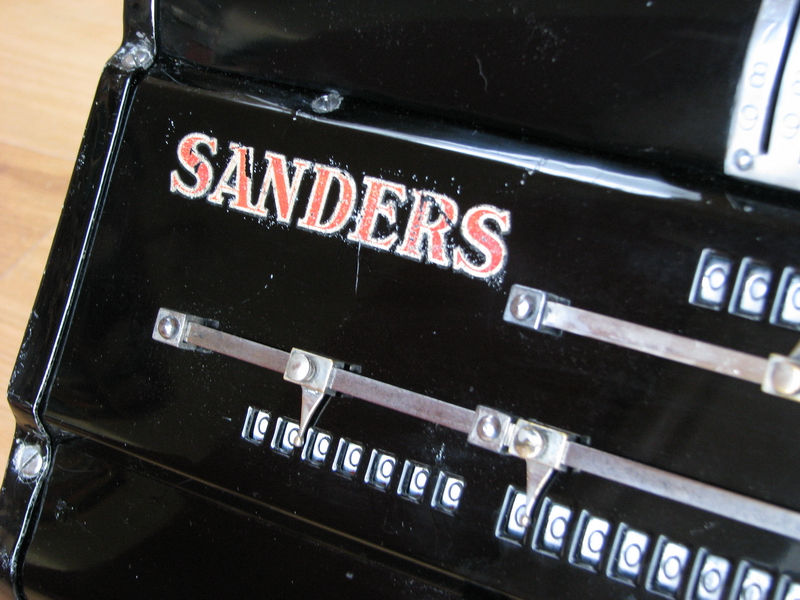 Sanders Calculator picture 1