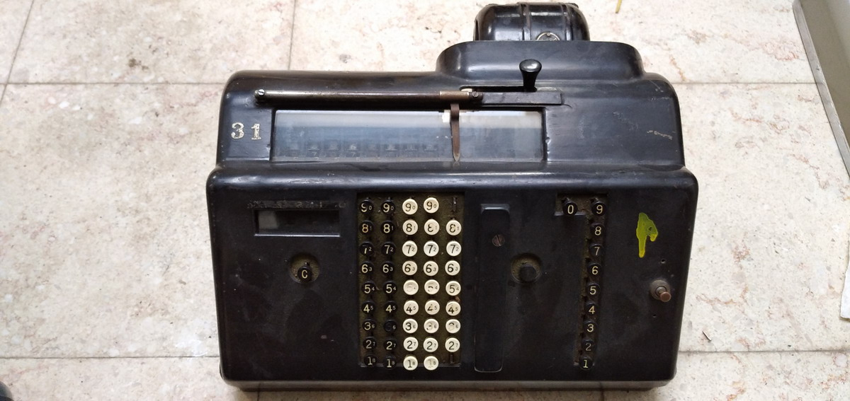 Ensign 54 calculator