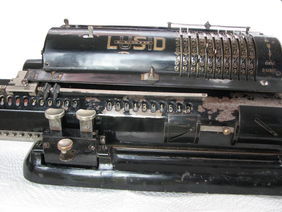 Original Odhner LUSID