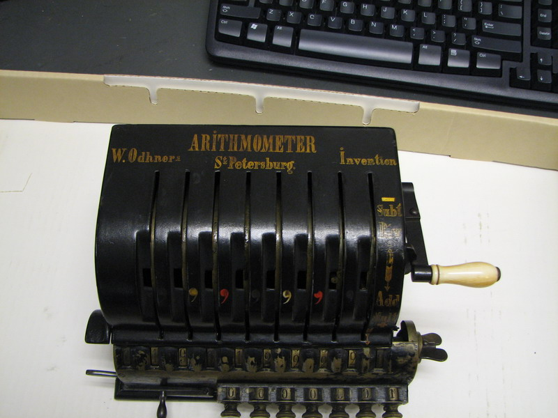 Odhner's arithmometer n° 5 picture 02