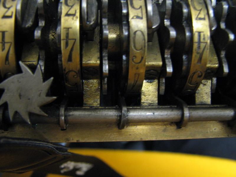 Odhner's arithmometer n° 5 picture 24
