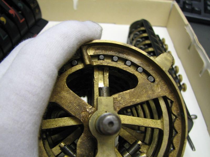Odhner's arithmometer n° 9 picture 12