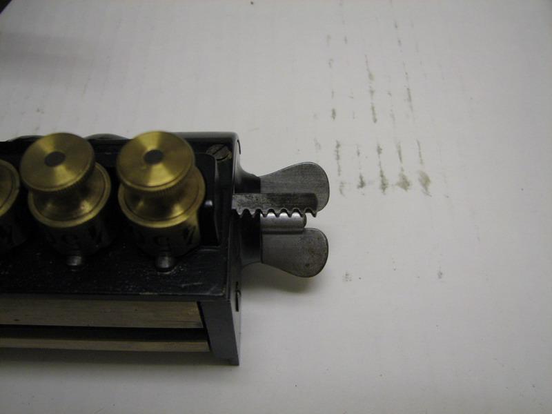 Odhner's arithmometer n° 9 picture 21