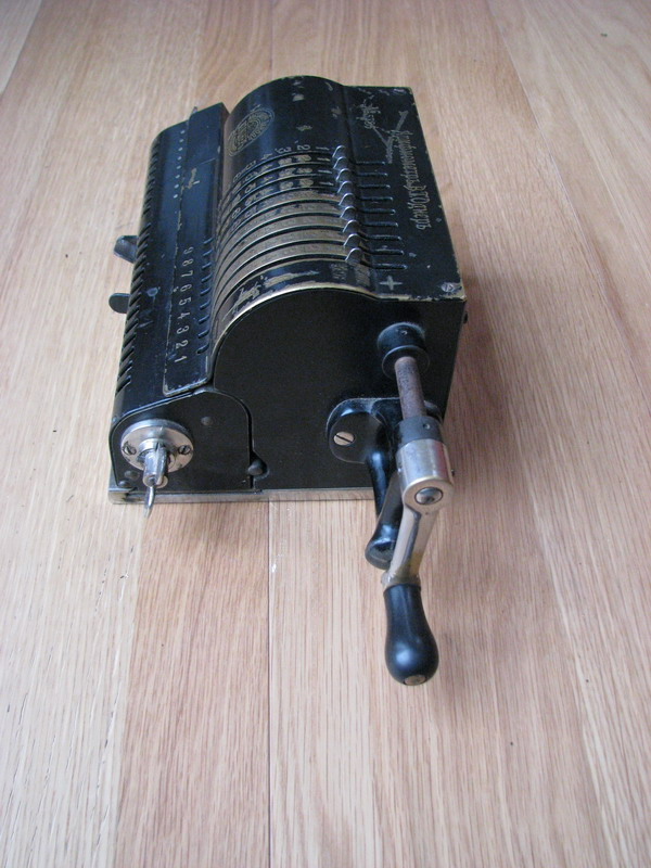 Odhner's Arithmometer  picture 2