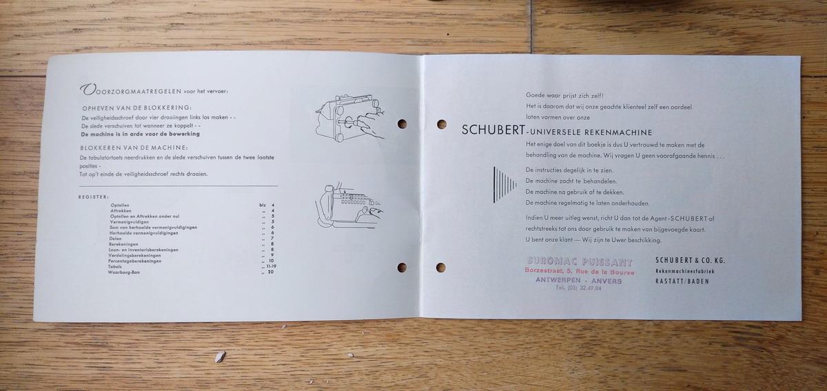 Schubert DRV picture 2